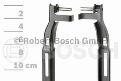 Комплект стеклоочистителей BOSCH  Astra H